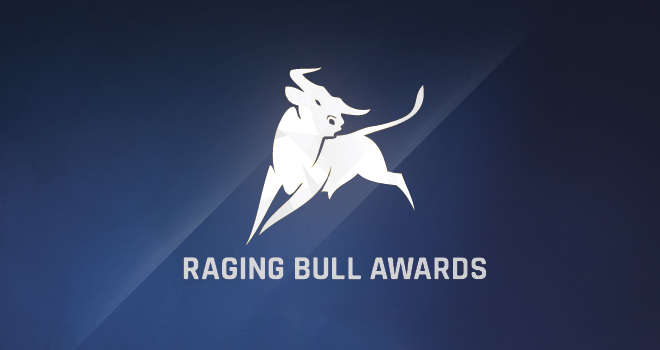 raging bull award